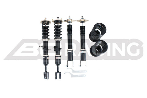 BC Racing Coilovers - BR Type - Infiniti G35 RWD (V35) - Outcast Garage