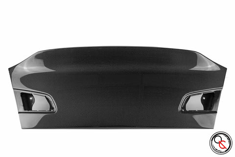 OG Designs Duckbill Trunk (Carbon Fiber) - Infiniti G35 Sedan