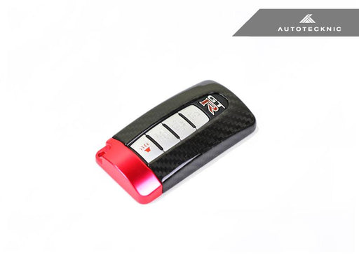 AutoTecknic Dry Carbon Key Case - Nissan/ Infiniti Various Vehicles