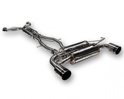 ARK Performance DT-S Exhaust System - 350Z *DISCONTINUED* - Outcast Garage