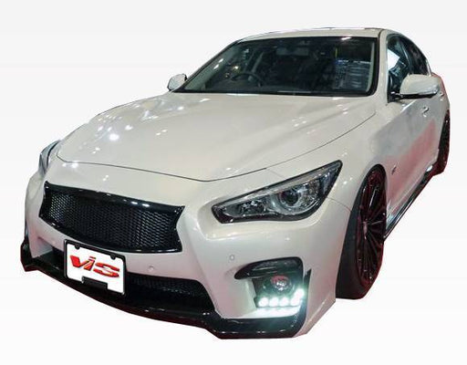 VIS Racing Battle-Z Style Full Kit - Infiniti Q50 14-16 (14INQ504DBZ-099)
