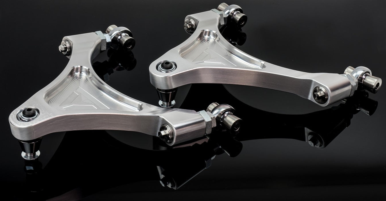Voodoo13 Front Upper Control Arms - G35 Coupe - Outcast Garage