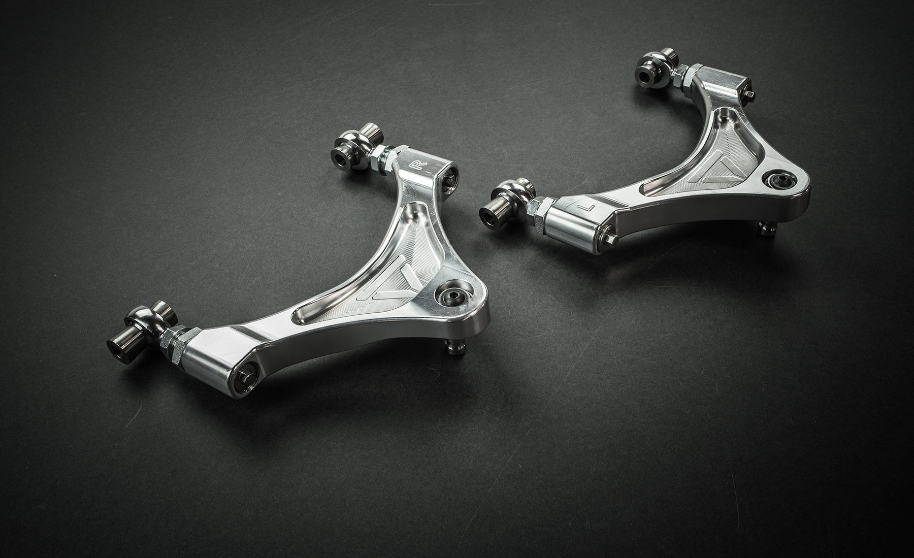 Voodoo13 Front Adjustable Upper Control Arms - G37/Q60 Coupe - Outcast Garage
