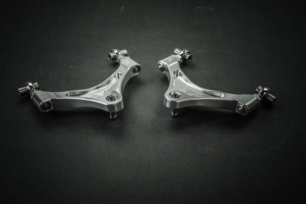 Voodoo13 Front Adjustable Upper Control Arms - 370Z - Outcast Garage