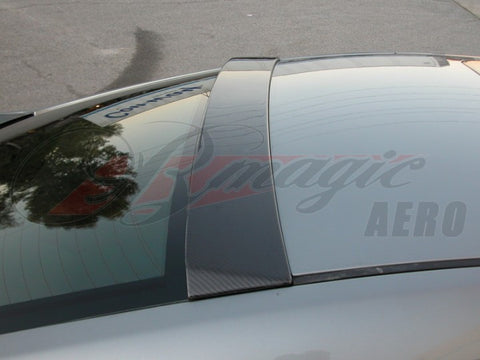 AIT Racing DSR-Style Roof Spoiler - G35 Coupe