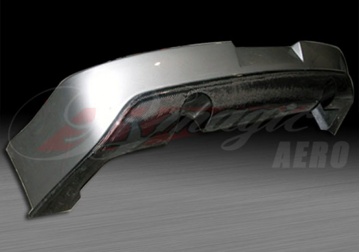 AIT Racing Wonderous Series Rear Lip (Fiberglass) - Infiniti G35 Coupe - Outcast Garage