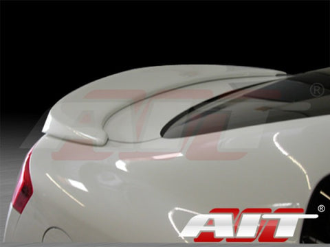 AIT Racing I-Spec Fiberglass Rear Spoiler - G35 Coupe