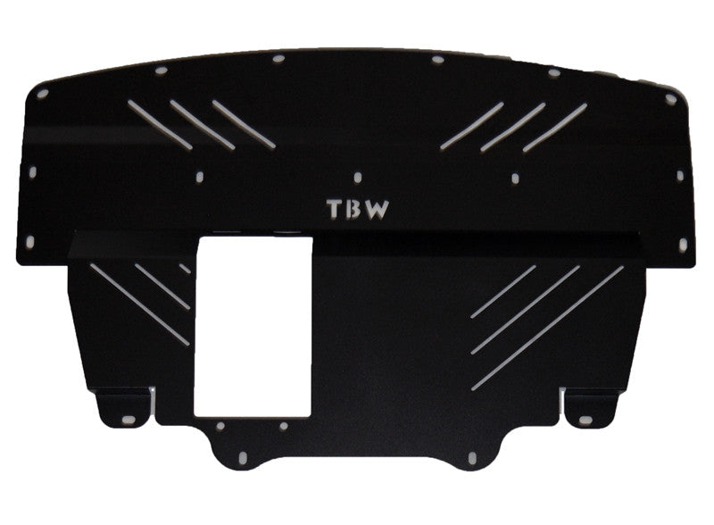 TBW Aluminum Under Tray - G37/Q60 Coupe - Outcast Garage