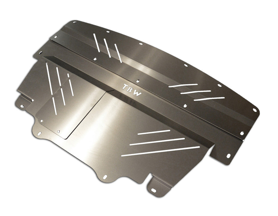 TBW Aluminum Under Tray - G35X - Outcast Garage