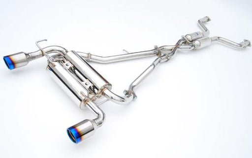 Invidia Gemini Exhaust - G35 Coupe - Outcast Garage