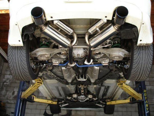 HKS Hi-Power Exhaust - G35 Coupe - Outcast Garage