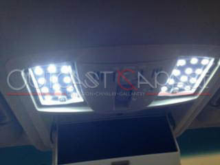 Perfect Fit LED Dome Map Lights - G37 Sedan