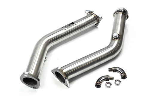 ISR Performance Test Pipes - Infiniti G35 / Nissan 350Z - Outcast Garage
