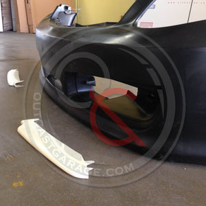 Nismo-Style Poly Front Bumper - G35 03-04 Sedan