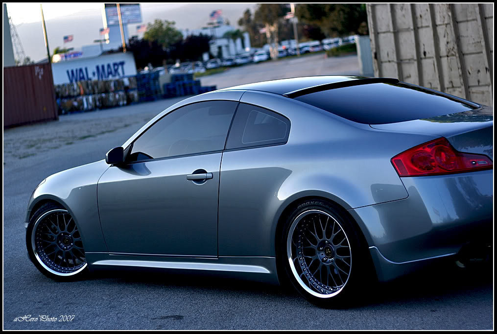 Inven Roof Spoiler - G35 Coupe