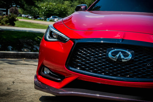 Emm Tuning Direct Carbon Fiber Fog Light Accent Replacement - Q60 - Outcast Garage