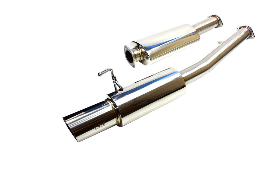 ISR Performance Single Exit GT Exhaust - Nissan 350Z - Infiniti G35 - IN STOCK!