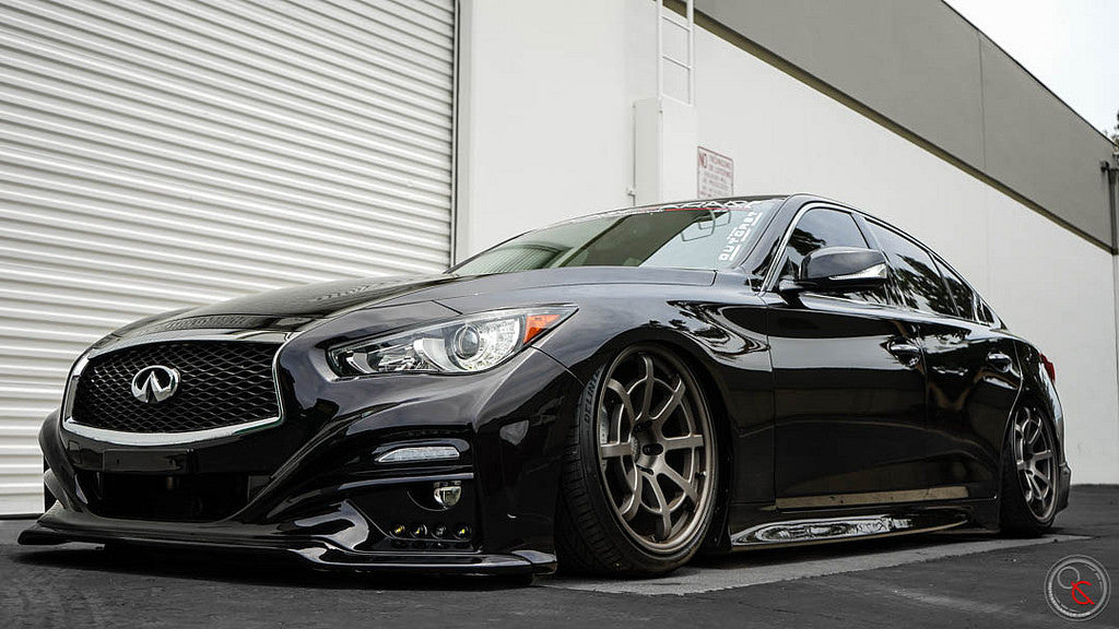 VRO Tuning IM-Style Full Body Kit - Q50 - Outcast Garage