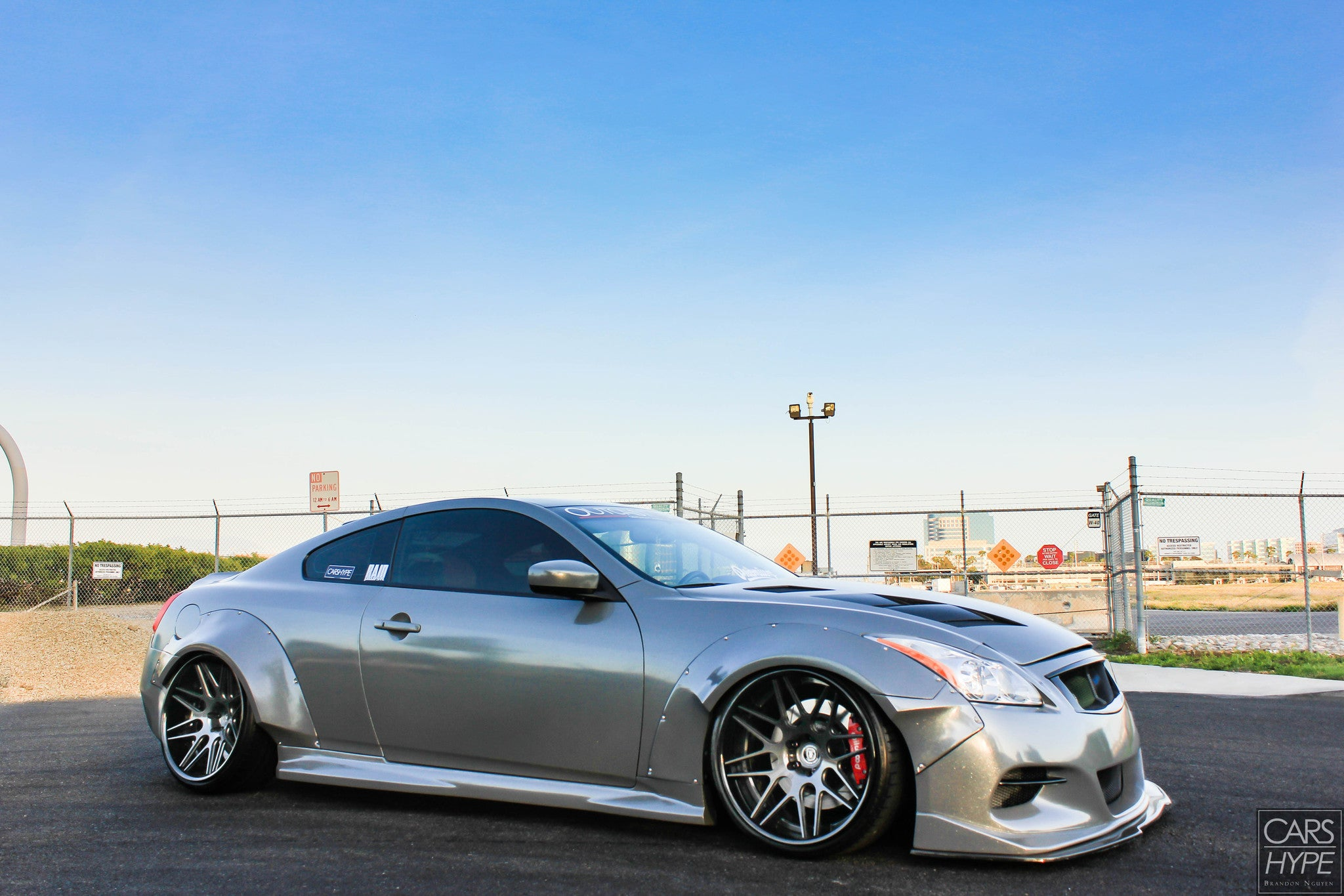 Og designs wide body fender flares g37q60 coupe outcast garage og designs wide body fender flares g37q60 coupe vanachro Choice Image