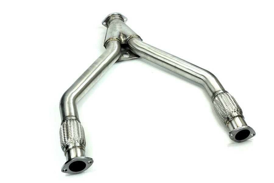 ISR Performance Y-Pipe - Infiniti G35 / G37 RWD AWD / Q60 / Nissan 350Z / 370Z - IN STOCK!
