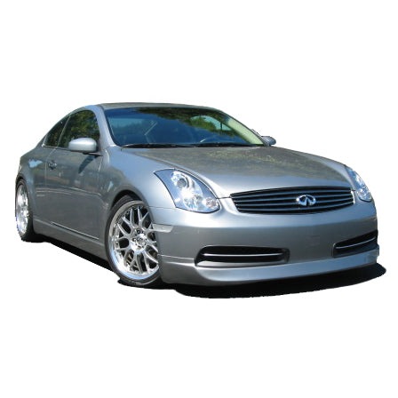 INGs Replica Front Lip (Poly) - Infiniti G35 Coupe Sport - Outcast Garage