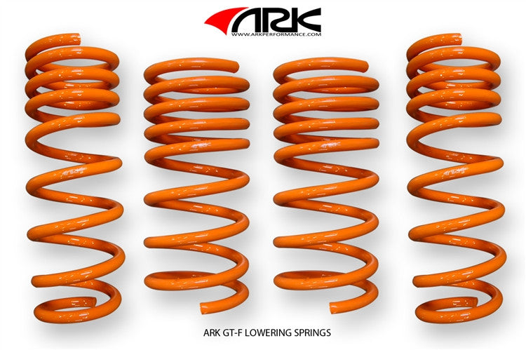ARK Performance GT-F Lowering Springs - 350Z - Outcast Garage