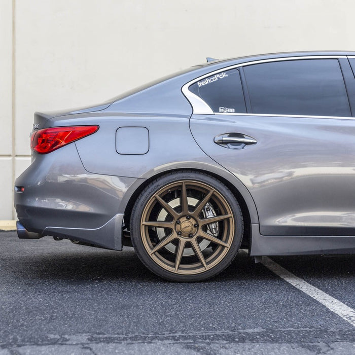 ARK Performance GT-S Lowering Springs - Infiniti Q50 3.0T 16+ RWD