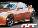 AIT Racing Nismo-Style Fiberglass Side Skirts - 350Z
