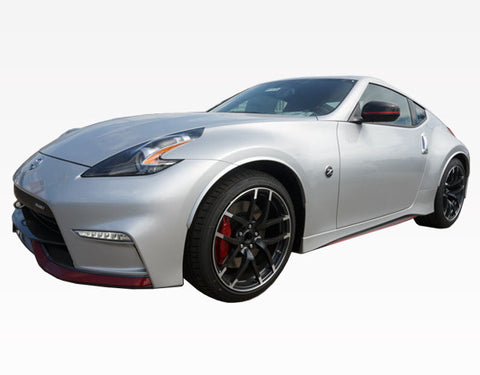 VIS Racing Nismo-Style Front Bumper - 370Z