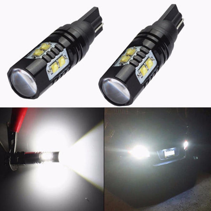 Stage 3 LED CREE 18W Reverse Lights - G37 Coupe & Sedan / 370z / '14-'16 Q60 Coupe