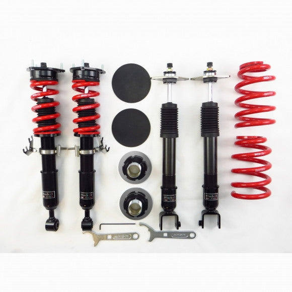 RS-R Black-I Coilovers - G35 07-08 Sedan - Outcast Garage