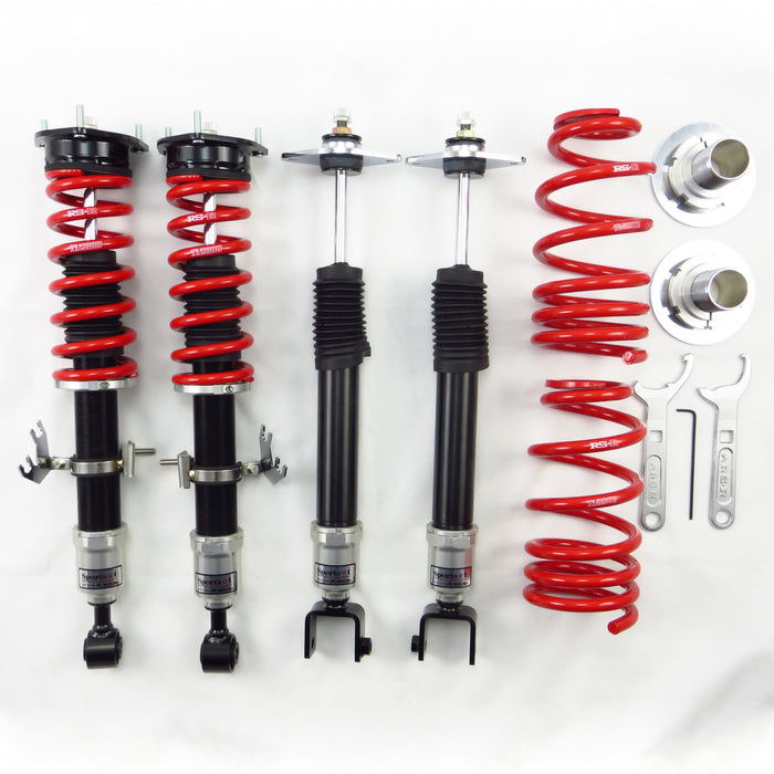 RS-R Sports-I Coilovers - 370Z - Outcast Garage