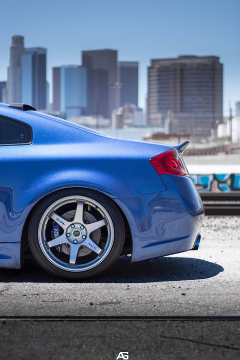 OG Designs Duckbill Trunk (Fiberglass) - Infiniti G35 Coupe - Outcast Garage