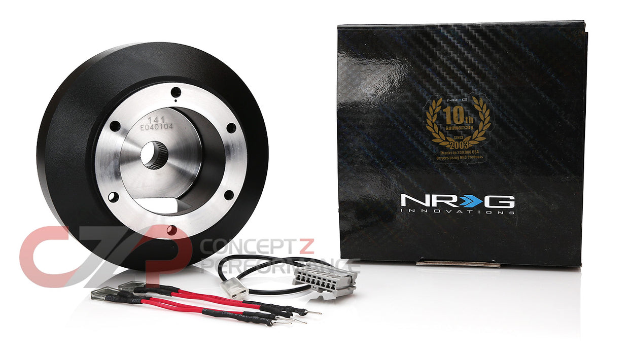 NRG Short Steering Wheel Hub Adapter - Nissan 350Z 370Z / Infiniti G35 G37 Q40 Q60