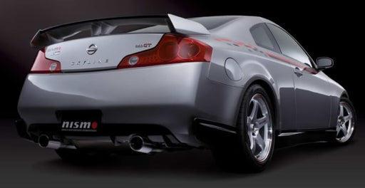 JDM Nismo S-Tune Aero Rear Under Diffuser (FRP) - Infiniti G35 Coupe - Outcast Garage