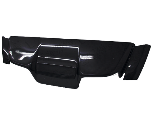 VIS Racing Terminator / TS-Style Rear Diffuser (Fiberglass) - Universal - Outcast Garage