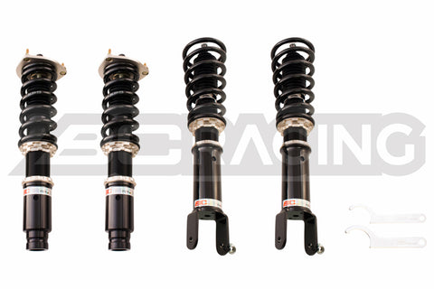 BC Racing - BR Type Coilovers - Infiniti Q50 AWD (V37)