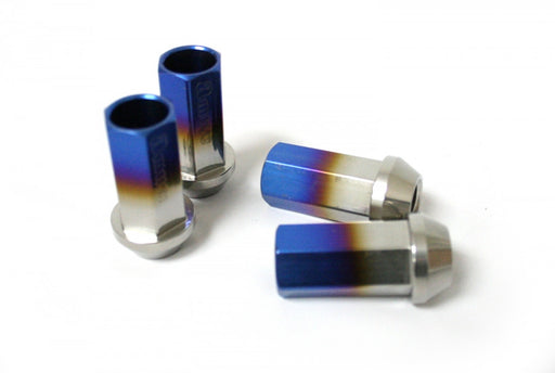 Powerhouse Amuse Titanium Open Ended Lug Nuts - Outcast Garage