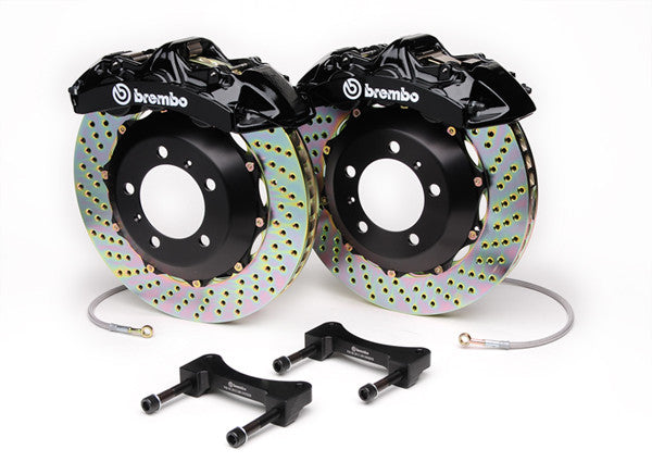 Brembo GT 6 Piston Front Big Brake Kit - Outcast Garage
