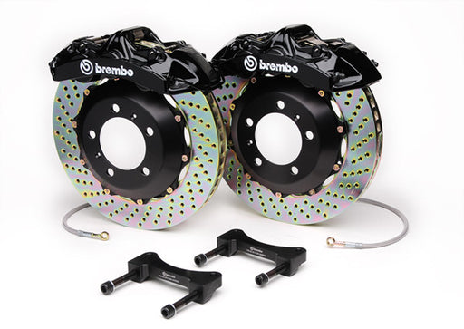 Brembo GT Front Big Brake Kit - Outcast Garage