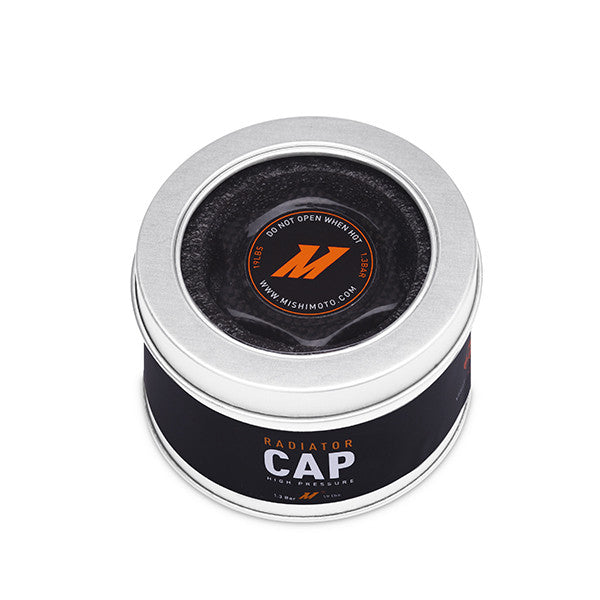 Mishimoto High-Pressure Carbon Fiber 1.3 Bar Radiator Cap, Small - G37/Q60 Coupe - Outcast Garage