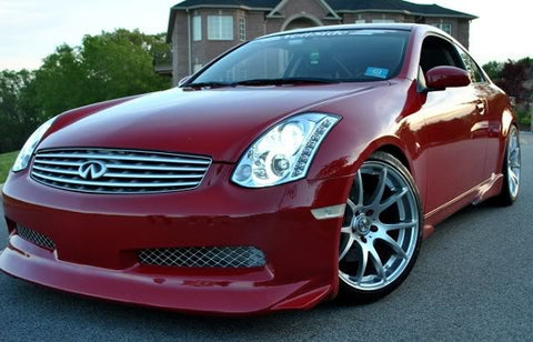AIT Racing VS-Style Front Bumper - G35  Coupe
