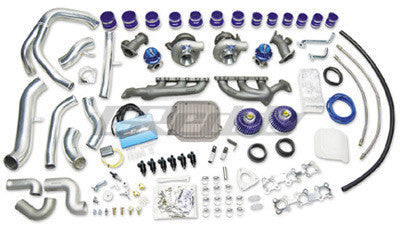 GReddy Twin Turbo Kit - Outcast Garage