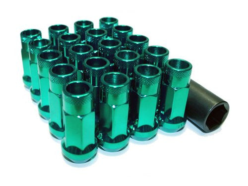 Muteki Green SR48 Extended Racing Lug Nuts - Outcast Garage