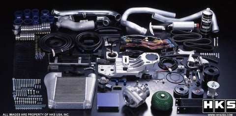 HKS GT Complete Supercharger Kit