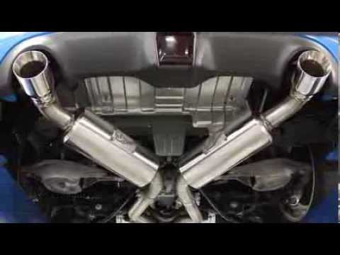Takeda Cat-Back Exhaust System - 370Z - Outcast Garage