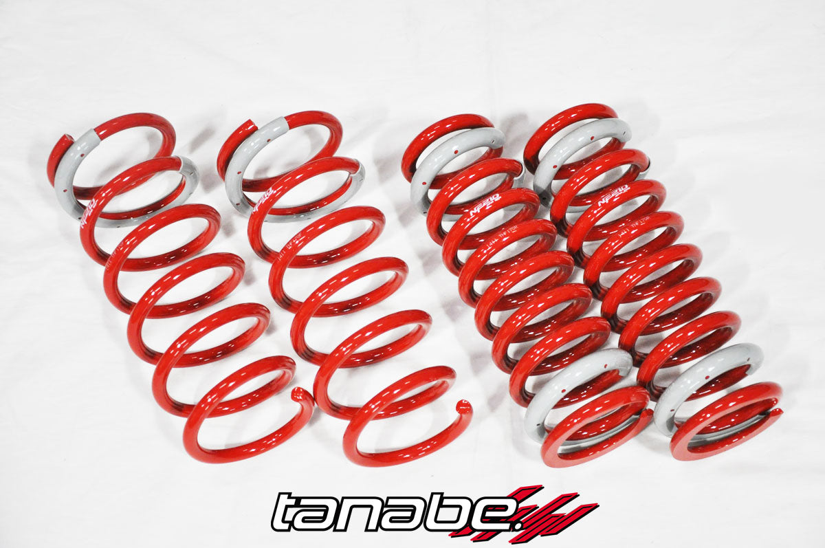 Tanabe NF210 Lowering Springs - G37/Q60 Coupe - Outcast Garage