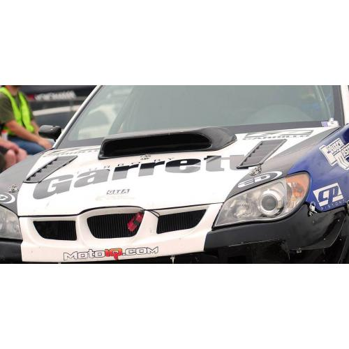 APR Performance Carbon Fiber Hood Vents (Narrow) - Universal