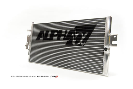 AMS Red Alpha Heat Exchanger - Infiniti Q50 / Q60 3.0tt (VR30) - Outcast Garage