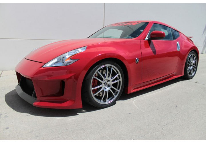 Stillen 6-Piece Polyurethane Body Kit With Roof and Rear Wings - 370Z - Outcast Garage